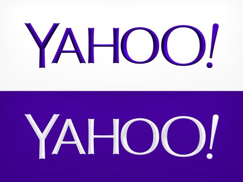 Логотип сервиса Yahoo!